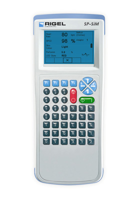 Rigel SP-SIM SpO2模拟器,Rigel SP-SIM脉搏血氧分析仪