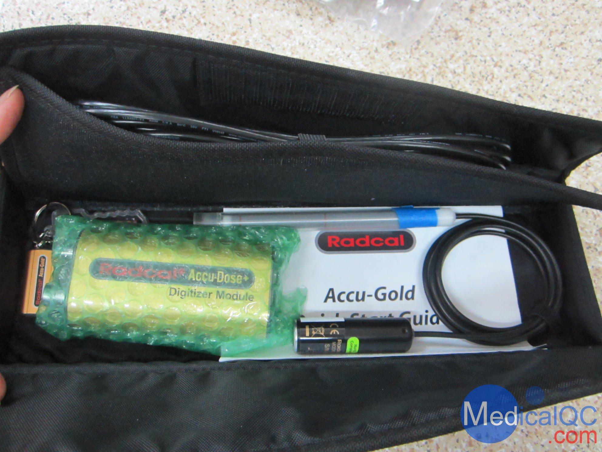RADCAL Accu-DOse+ X射线分析仪,Accu Dose+剂量仪