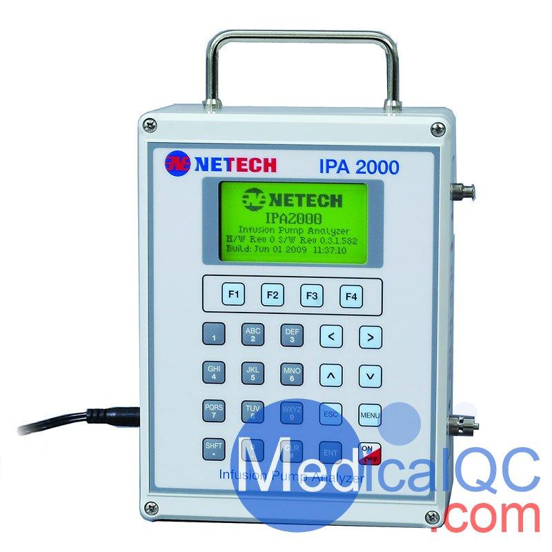 Netech IPA 2000输液泵分析仪,IPA 2000输液泵分析仪