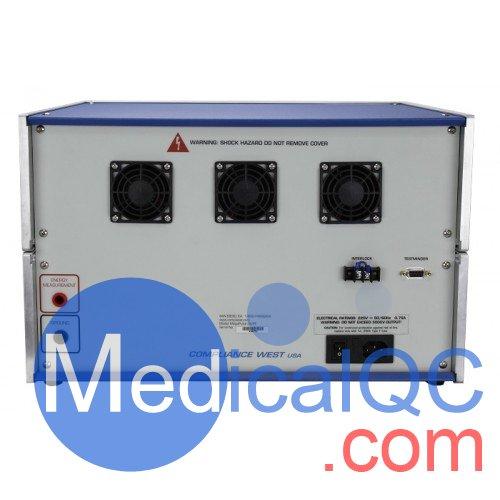 美国compwest D5-PF除颤效应测试仪,MegaPulse D5-PF节能测试仪