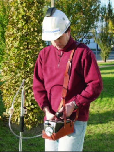Ecoprobe 5土壤VOC污染檢測儀,Ecoprobe 5土壤污染檢測儀