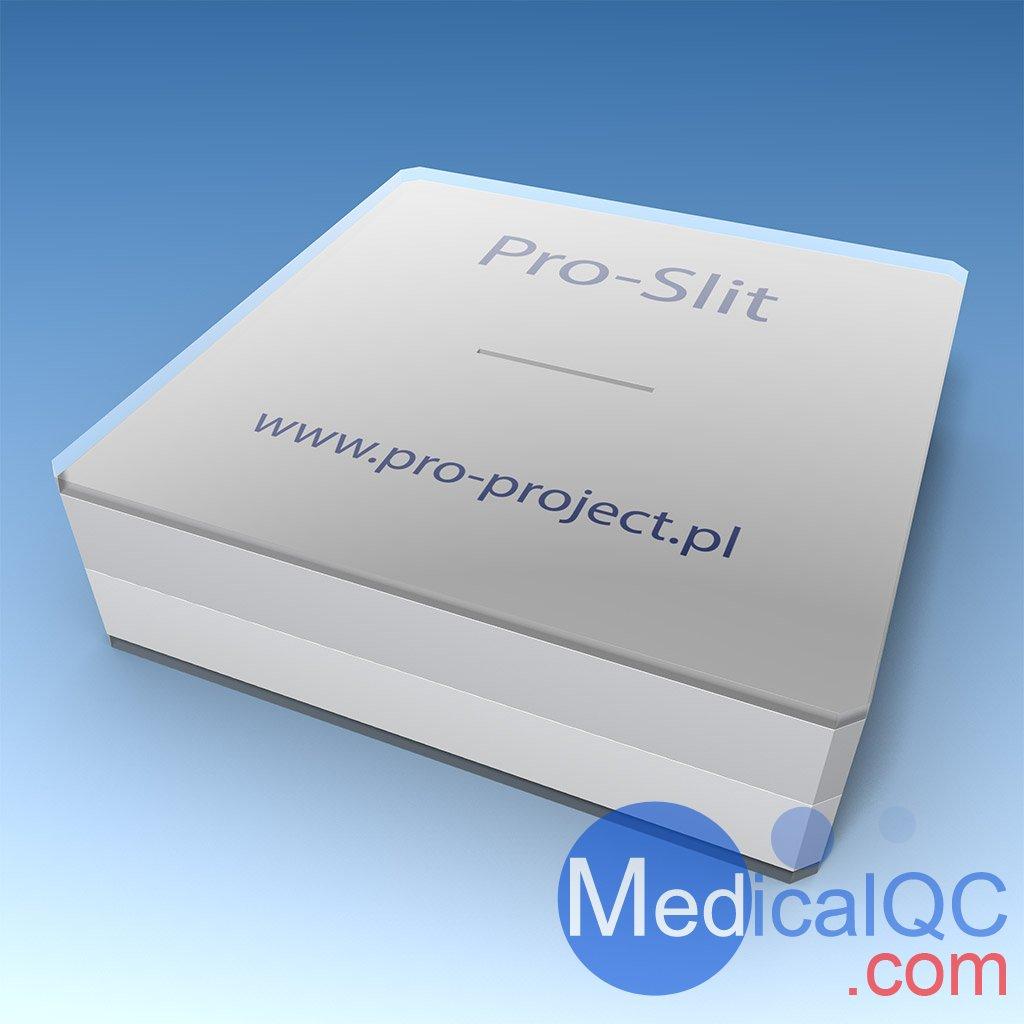 Pro-Slit狭缝相机,Pro-Slit体模