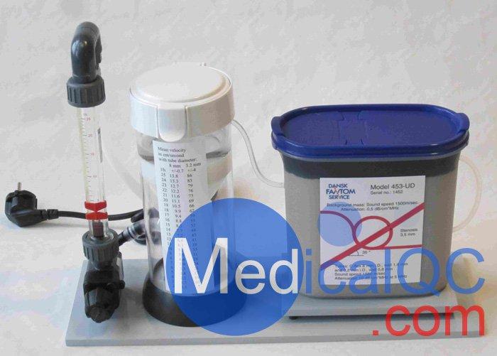 丹麥DFS 453多普勒仿血流模體,DFS453仿血流體模