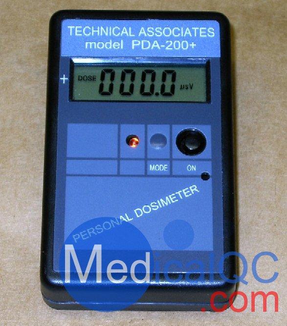 美国TA PDA-200+袖珍剂量仪,PDA-200+数字剂量计,PDA-200+数字报**个人剂量计