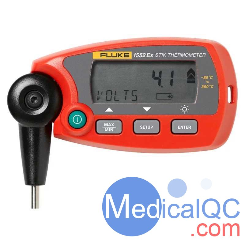 "Fluke 1551a""棒式""温度计,Fluke 1551a温度校准器"