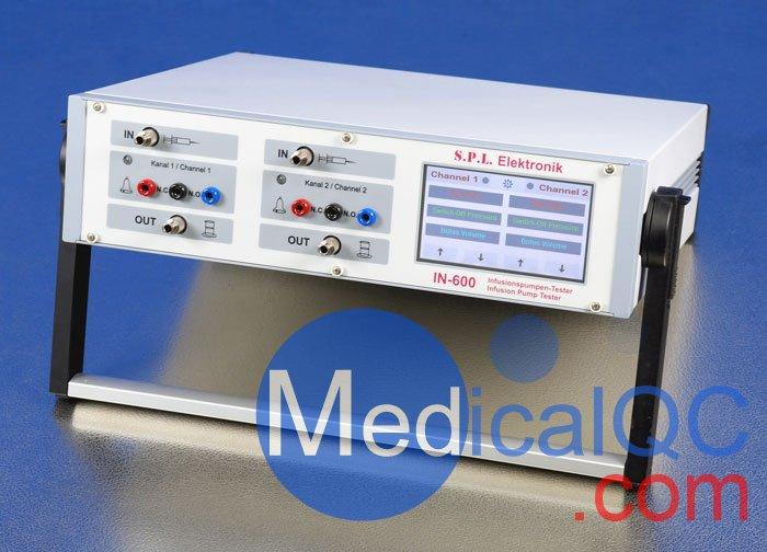 SPL IN-600输液泵分析仪,IN-600注射泵分析仪