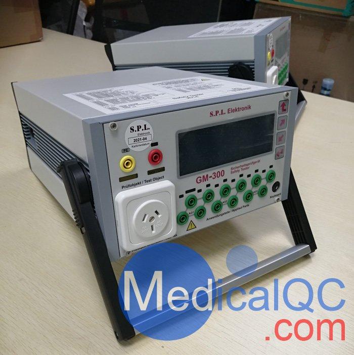 SPL GM-300安規測試儀,GM-300電氣安全分析儀實拍圖