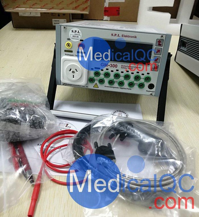 SPL GM-300安規測試儀,GM-300電氣安全分析儀