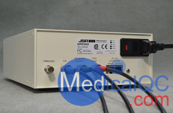 DPR300超声波脉冲接收器,JSR DPR300脉冲接收器